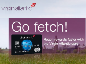 Virgin Atlantic Mastercard feat