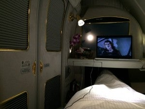 SPG points are great for airline transfers- Alaska airlines is one of my favorites, giving the ability to redeem for Emirates first class, which I recently flew on the A380
