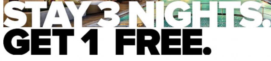 club carlson free night