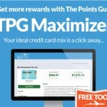 Introducing The TPG Maximizer Tool To Help You Choose The Right Credit Cards