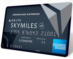 The Delta Reserve gives you elite miles and SkyClub access.