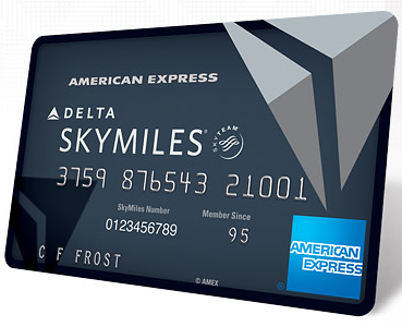 Choosing the right delta american express card for youthe for Delta reserve business card