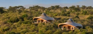 Virgina Limited Edition's Mahali Mzuri in Kenya