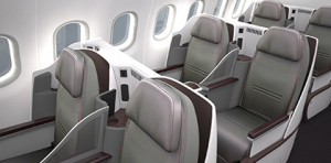 Qatar will operate their A319 all business cabin aircraft from Doha-London Heathrow daily starting May 15, 2014.