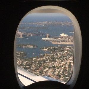 Sydney views