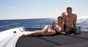A Valentine's Day to remember on your private chartered yacht, all for just $13,000.