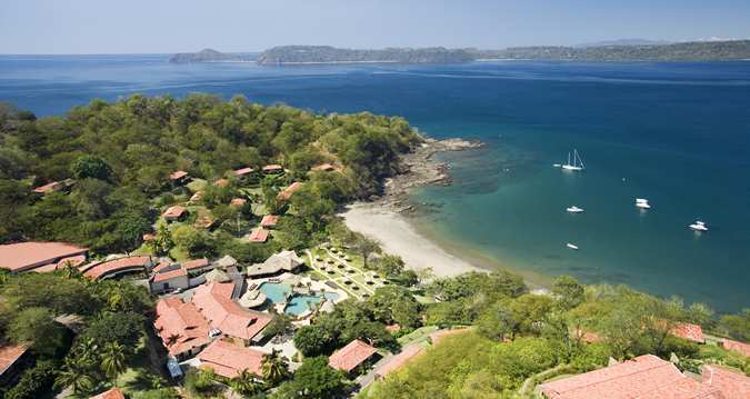 destination of the week papagayo costa rica the points guy. Black Bedroom Furniture Sets. Home Design Ideas