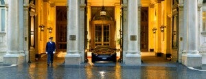 The St. Regis Rome will also be going up a category.