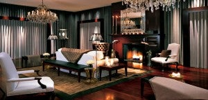 Redwood Room at the Clift