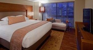King Grand Club Room at Grand Hyatt San Francisco