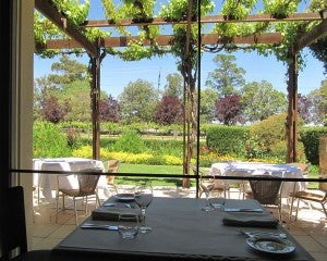 Vintner Bar & Grill in the Barossa Valley