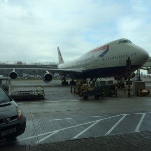 The Boeing 747-400 is a thing of beauty