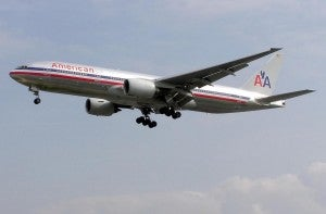 American may add a nonstop Miami-Tel Aviv route in 2015.