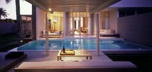 The one bedroom pool villa at Sala Phuket.