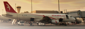 Air Arabia is based in Sharjah, UAE.