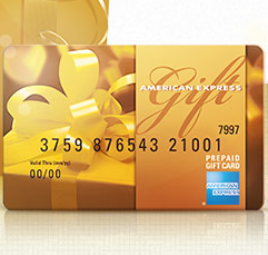 Enter to win a $400 AMEX Gift Card!