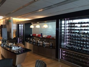British Airways' Galleries First lounge at Heathrow