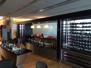British Airways' Galleries First lounge at Heathrow
