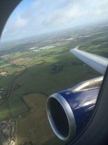 Farewell, Dublin - until we meet again