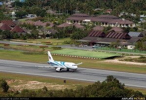 Bangkok Airways owns the Ko Samui airport.