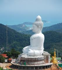 The Big Buddha in Phuket.