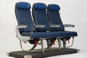 New Economy seats on United's 737 planes