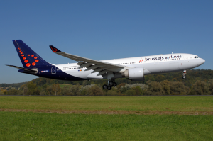 Brussels Airlines A330-200