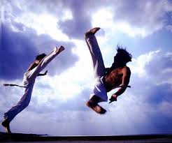 This could be you in capoeira class!