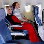 The joy of snagging an empty Economy Comfort seat on Delta may be over