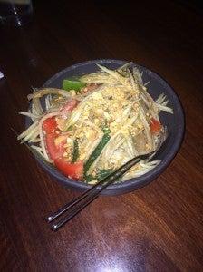 Longrain veg