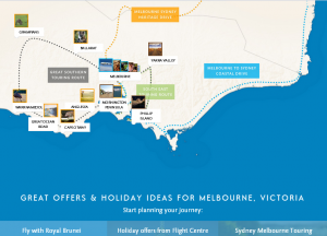 Win a trip to Melbourne, Australia.
