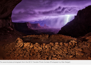 Win various prizes with the National Geographic photo contest.