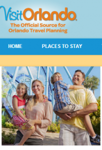 Win a family vacation to Orlando, Florida.