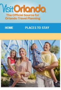 Win a family vacation to Orlando, Florida.
