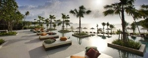 Relax at the Radisson Blu in Phuket.