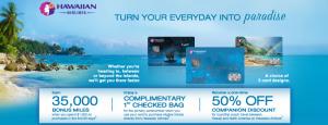 Hawaiian Airlines Barclaycard