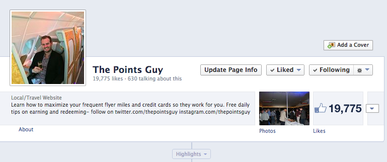 Make sure to 'like' our Facebook Page!
