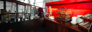 Brussels Airlines Sunrise Lounge