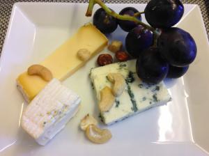 Belgian Cheese Course