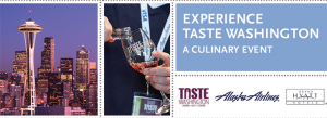 "Win a trip to attend culinary event, ""Taste Washington""."