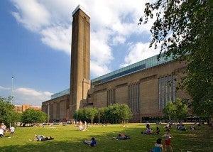 The Tate Modern - a TPG favorite!