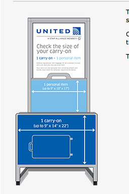 jetblue baggage size limit