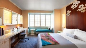 Wonderful Room at the W San Francisco