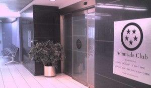 Admirals Club
