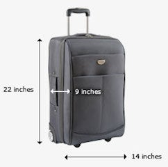 United S Strict New Carry On Baggage Rules Go Into