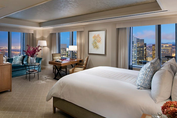 Destination Of The Week San Francisco The Points Guy Awesome Two Bedroom Suite San Francisco