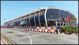 Goa's Dabolim In ternational airport (GOI)