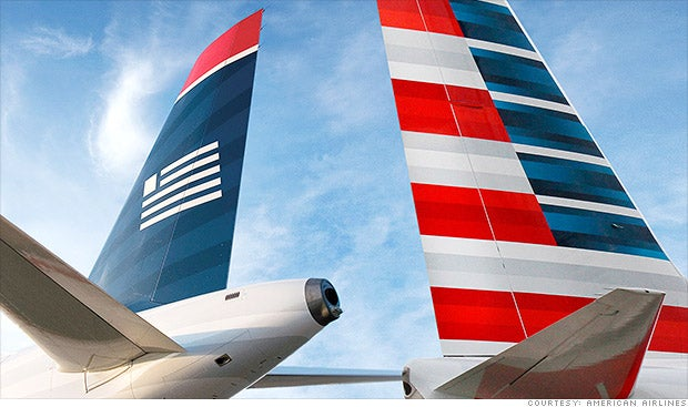 Now you can match up your American and US Airways accounts.