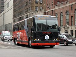 The Bolt Bus