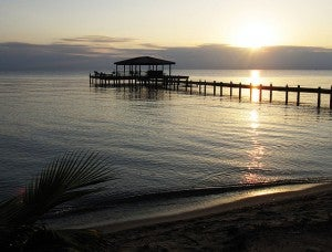 Robert's Grove is 30 minutes from the airport in Belize City - Photo by Melanie Wynne